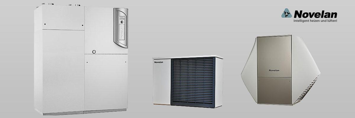 Luft / Wasser Wärmepumpen